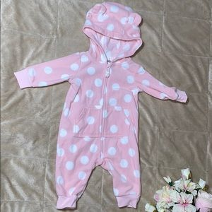 Baby girl jumpsuit size 3months